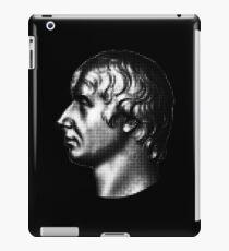 Admiral Nelson, portrait  iPad Case/Skin