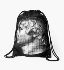 Admiral Nelson, portrait  Drawstring Bag