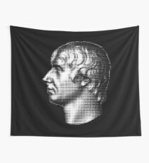 Admiral Nelson, portrait  Wall Tapestry