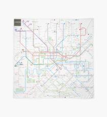 London tube map Scarf