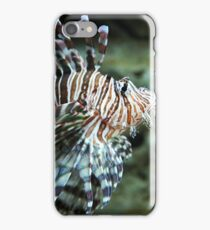 Lionfish, Atlanta Aquarium iPhone Case/Skin