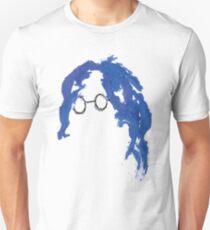 Instant Karma in Blue Unisex T-Shirt