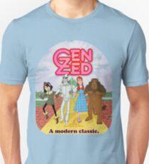 Wizard of Zed Unisex T-Shirt