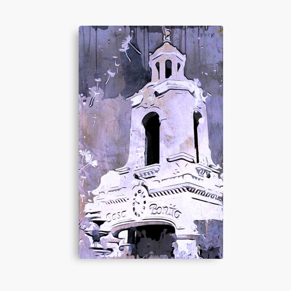 Colfax Love Canvas Print
