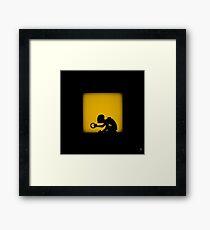 Shadow - My Precious Framed Print
