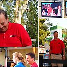 KSTP Newscasters at the Minnesota State Fair by Nanagahma