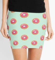 Pixel Doughnut Mini Skirt