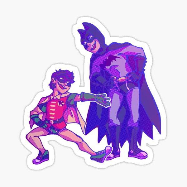 Dynamic Duet  Sticker