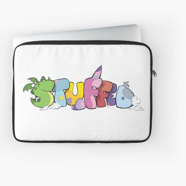 Stuffed Logo Laptop Sleeve