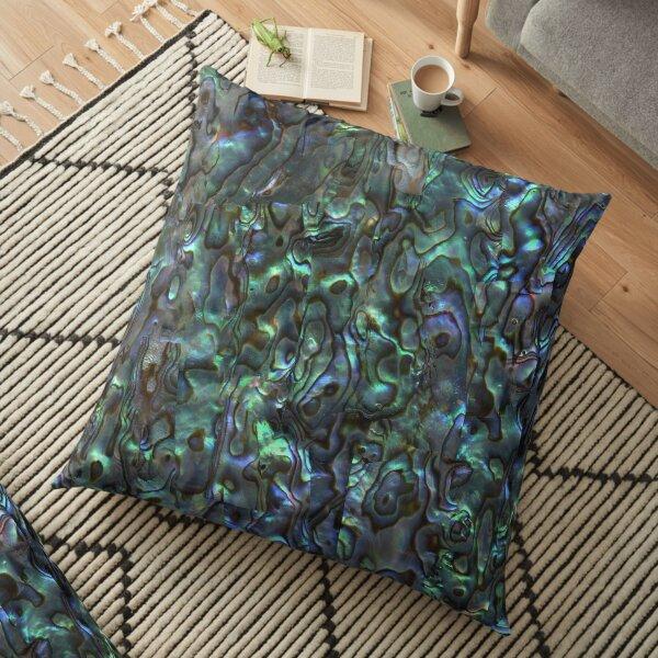 Abalone Shell   Paua Shell   Seashell Patterns   Sea Shells   Natural    Floor Pillow