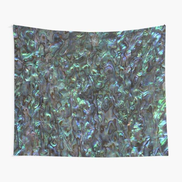 Abalone Shell | Paua Shell | Seashell Patterns | Sea Shells | Natural |  Tapestry