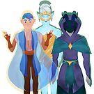 Legacy of the Nine (Adventerers) by Lucarbi