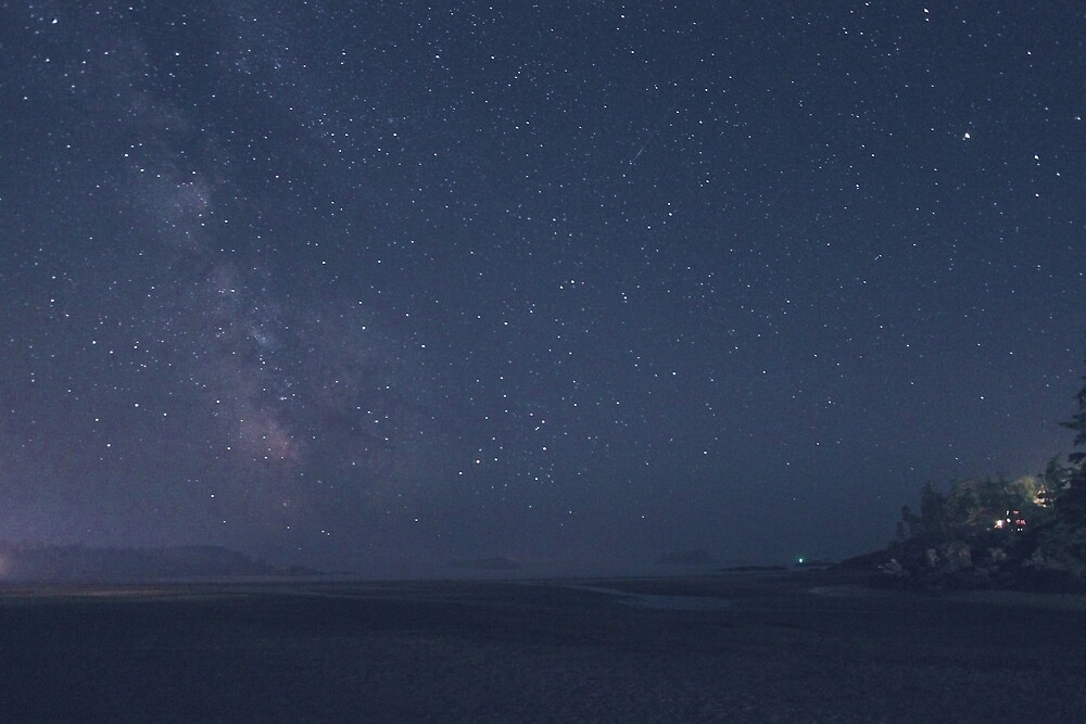 Tofino - my first ever astro shot by MomentofTime