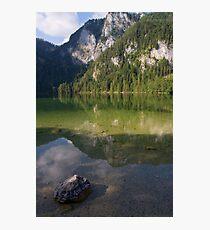 Lake Gleinkersee Photographic Print