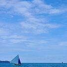 Sailing I by Denis Molodkin