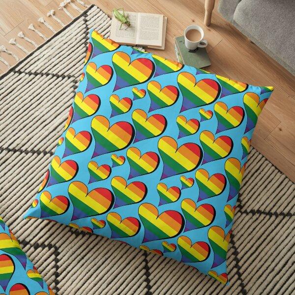 Love is Love Floor Pillow