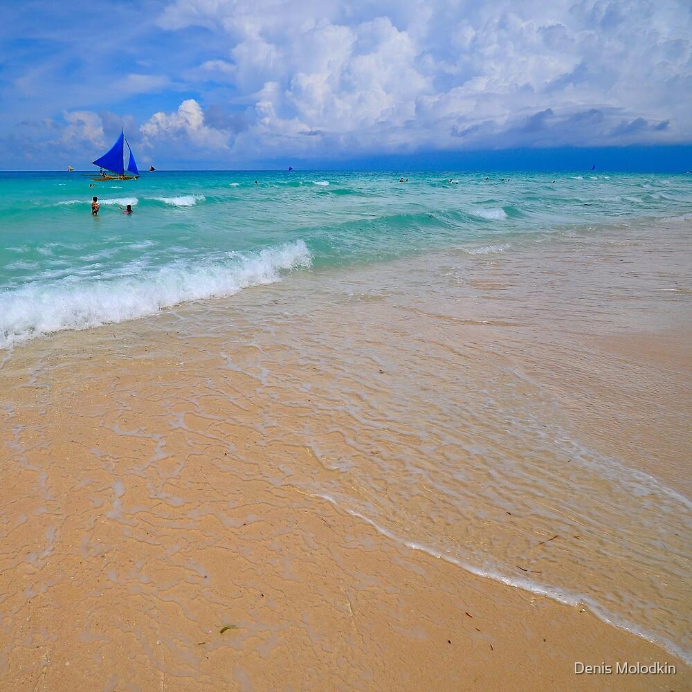White Beach II by Denis Molodkin