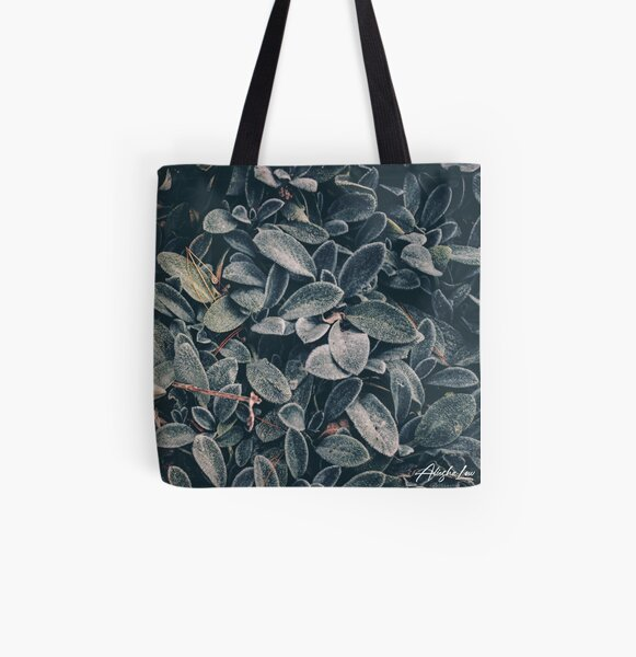 Cluster All Over Print Tote Bag