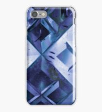 Blue Crystal iPhone Case/Skin