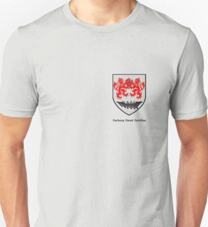 Fortuna Favet Fortibus ( Clan O'Flaherty ) T-Shirt