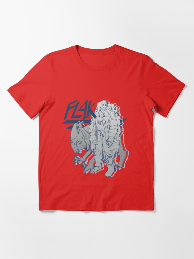 Alternate view of Borderlands 3: Fl4k Essential T-Shirt