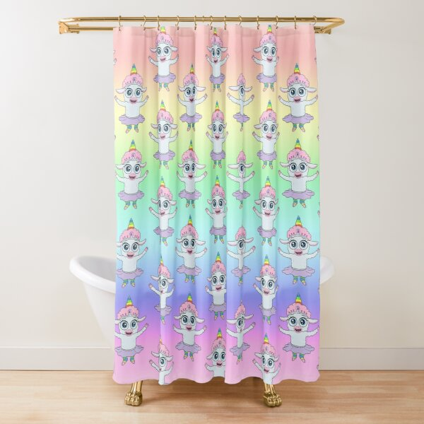 Tinkles Shower Curtain