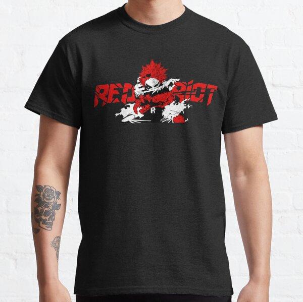 Eijiro 'Red Riot' Kirishima - My Hero Academia T-shirt classique