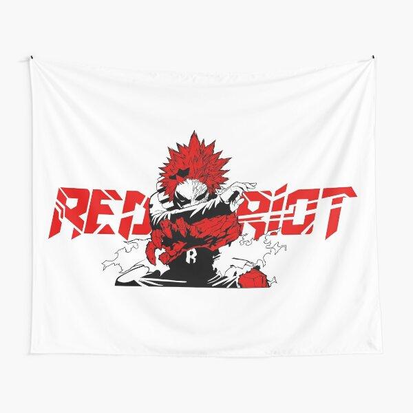 Eijiro 'Red Riot' Kirishima - My Hero Academia Tapestry