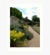 Eltham Palace Art Print