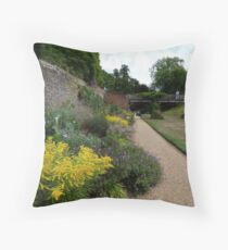 Eltham Palace Throw Pillow