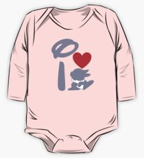 I Heart Thumper (Inverted) Kids Clothes