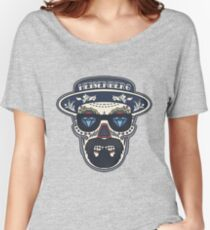 Heisenberg Bad | Day of The Dead Women's Relaxed Fit T-Shirt
