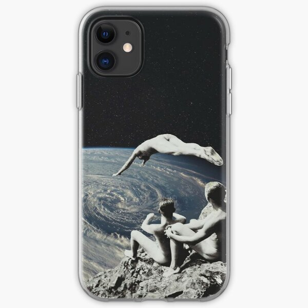 Into the Eye iPhone Soft Case