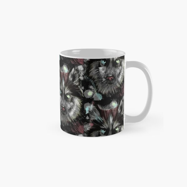 Mug Best Yorkshire Terrier Dad Ever Gift Coffee Dad Mug-0064-Black