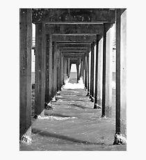 Jetty Bar Photographic Print