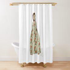 Cortina de ducha Eliza en vestido