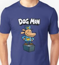 Dog Man Slim Fit T-Shirt
