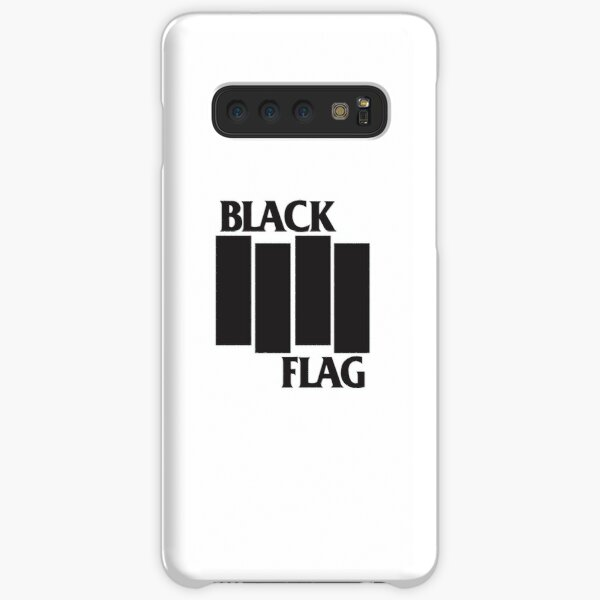 Black Flag T-shirts Samsung Galaxy Snap Case
