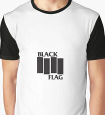 Black Flag T-shirts Graphic T-Shirt