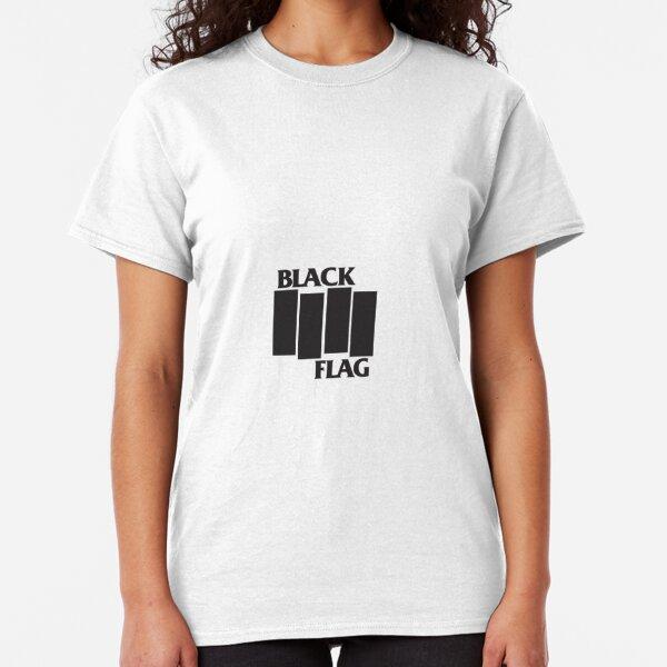 Black Flag T-shirts Classic T-Shirt