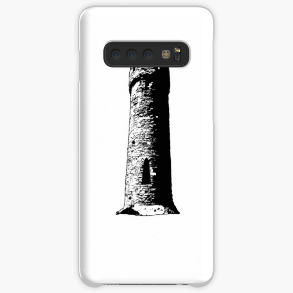 Isle of Man Peel Castle Tower Samsung Galaxy Snap Case