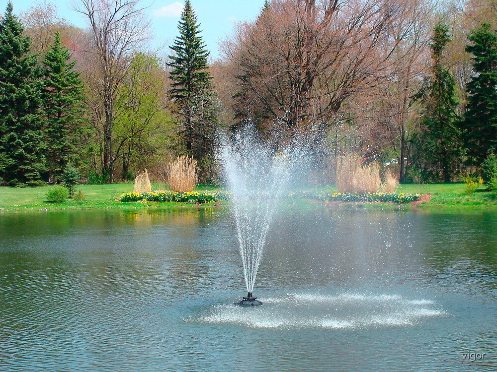April Showers by vigor
