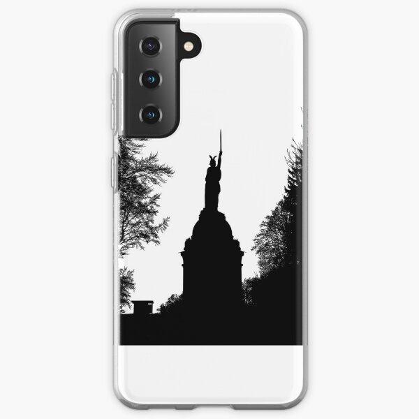Hermannsdenkmal in Detmold Teutoburger Wald  Samsung Galaxy Flexible Hülle