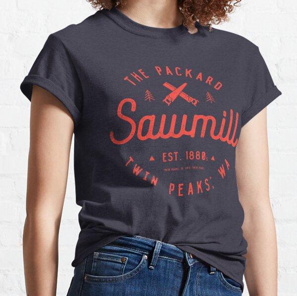 La scierie Packard, Twin Peaks T-shirt classique
