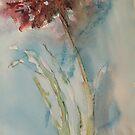Tall flower by Stéfanie Belleu