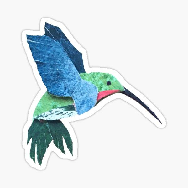 Fluttered Sticker