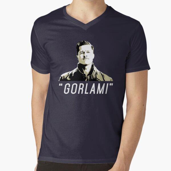 """GORLAMI"" V-Neck T-Shirt"