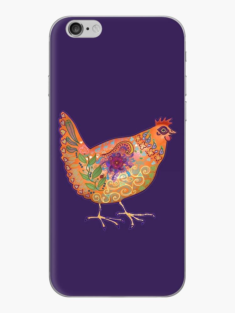 Chicken by Vicky Stonebridge