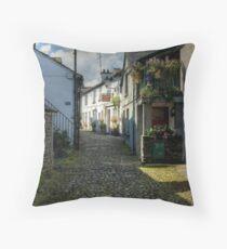 Wordsworth Street Throw Pillow