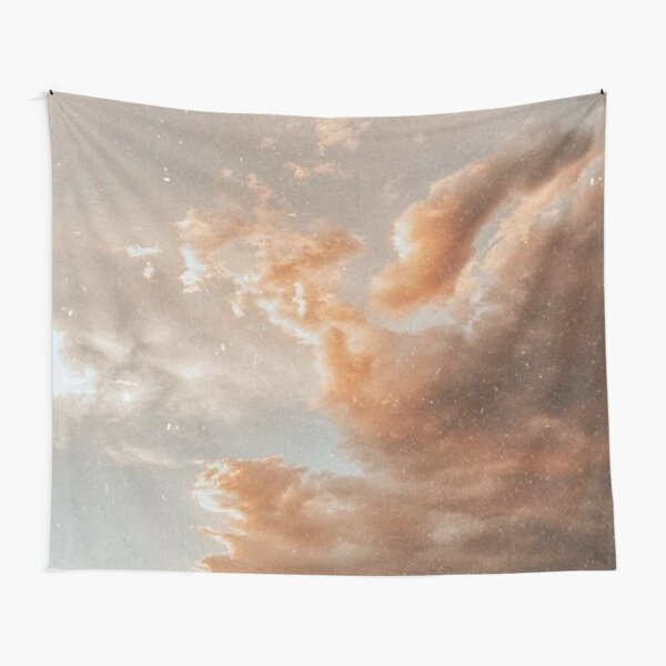 angelic sky Tapestry